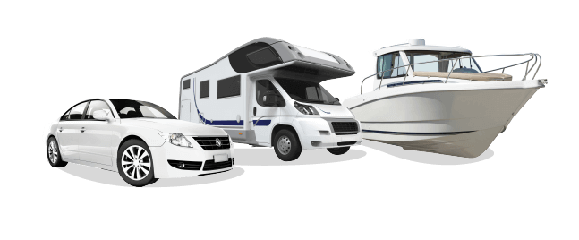 Vehicle, Boat, and RV storage